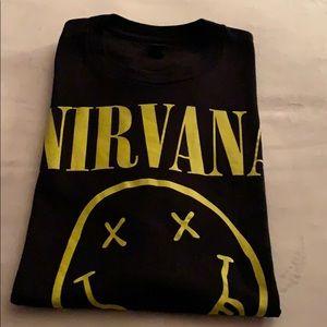 Other - Nirvana Tee Shirt Size Large